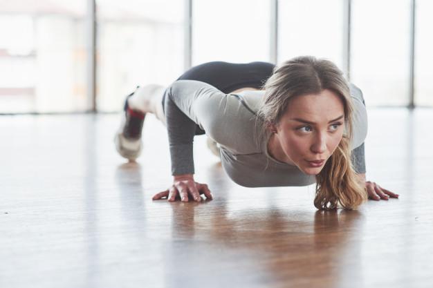 การออกกำลังกายที่บ้าน